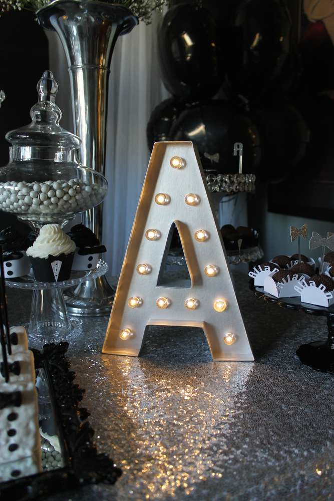 Tuxedo Birthday Party Ideas | Photo 2 of 19