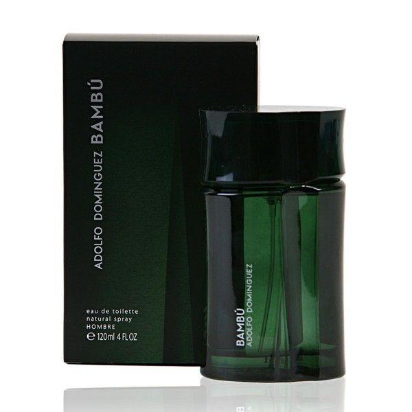 Adolfo Dominguez Bambu Eau De Toilette Man 120ml Eau De Toilette Perfumes Para Hombres Fragancia Fresca