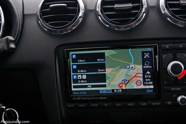 Probefahrt: Audi TT Roadster 2.0 TFSI 155 kW (210 PS) - HYYPERLIC