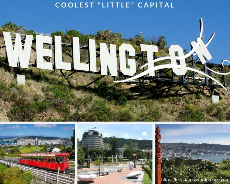 "Wellington the Coolest ""little"" Capital: 9 Reasons I Agree"