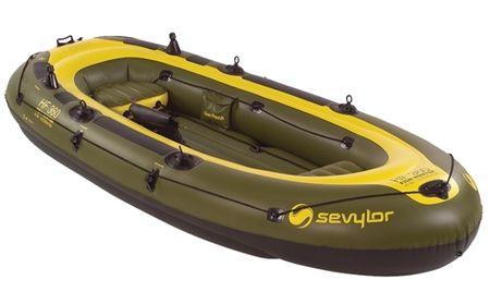 Sevylor Fish Hunter 360  Boat