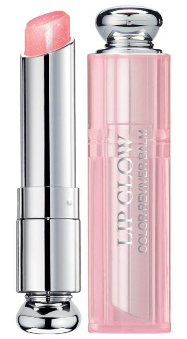 addict lip glow color reviving lip balm by Dior. What it is: A flush of custom color that leaves your lips soft and moisturized. What it does: Dior Addict Lip Glow is a must-have balm that enhances the natural color of your lips and moisturizes and nourishes all day long. The universal... #dior #makeup #beauty