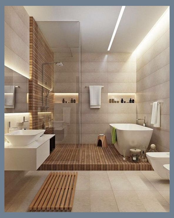 10 Modern Bathroom Design Ideas Pictures Of Contemporary Bathroom Ideas For Bathroom Rem Modern Bathroom Decor Bathroom Decor Luxury Bathroom Design Small