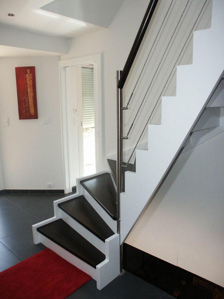 Best 25+ Cable inox ideas on Pinterest | Rampe escalier inox ...