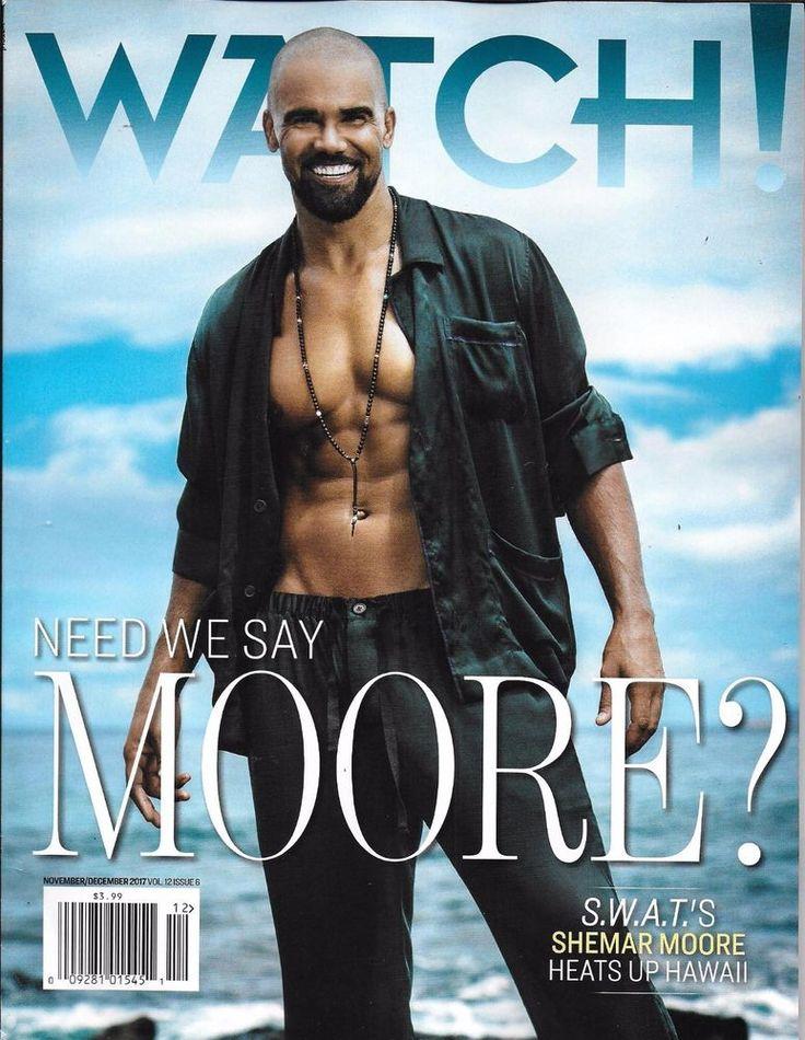 Watch TV magazine Shemar Moore Michael Weatherly The Price Is Right Jane Pauley