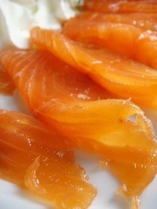 saumon gravlaax d'Anne-Sophie Pic
