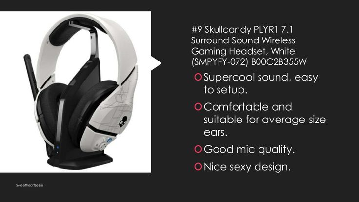 Slide 5 of 13 of Versatile Best PS4 Headset Top 10 Gaming headsets Reviews