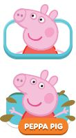 Visit Peppa Pig's page