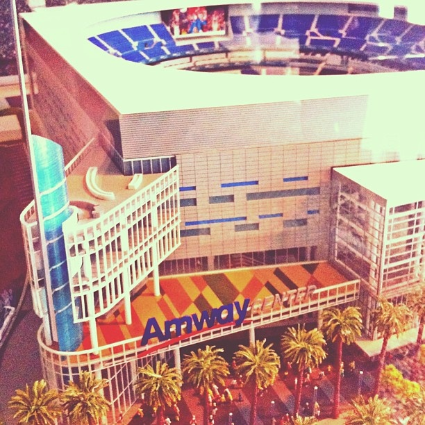 Amway Center :: Home