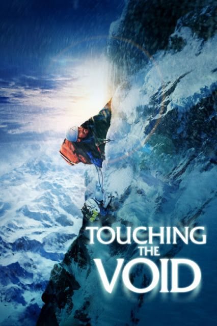 Lyssa humana: First Lines: Joe Simpson - Touching the Void