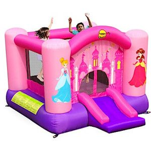 Pink Small Jumping Castle