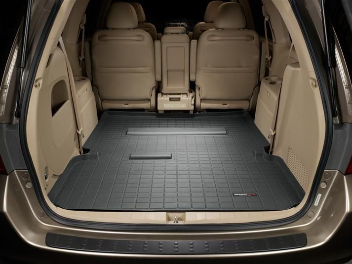 2006 honda odyssey cargo mat and trunk liner for cars suvs and minivans. Black Bedroom Furniture Sets. Home Design Ideas
