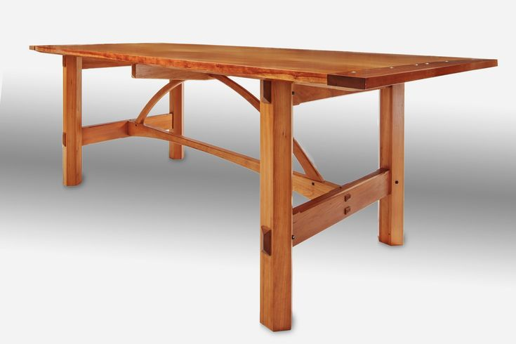 Arts And Crafts Dining Table And Chairs: 40 Best Images About Dining Tables On Pinterest