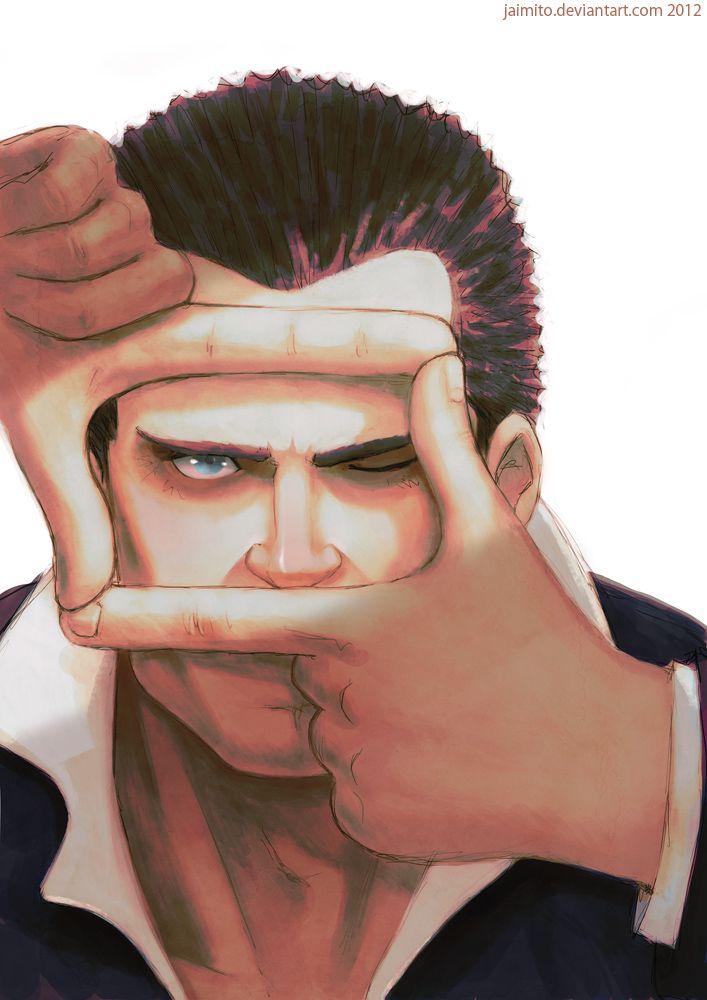 Frank West - Dead Rising - jaimito.deviantart.com