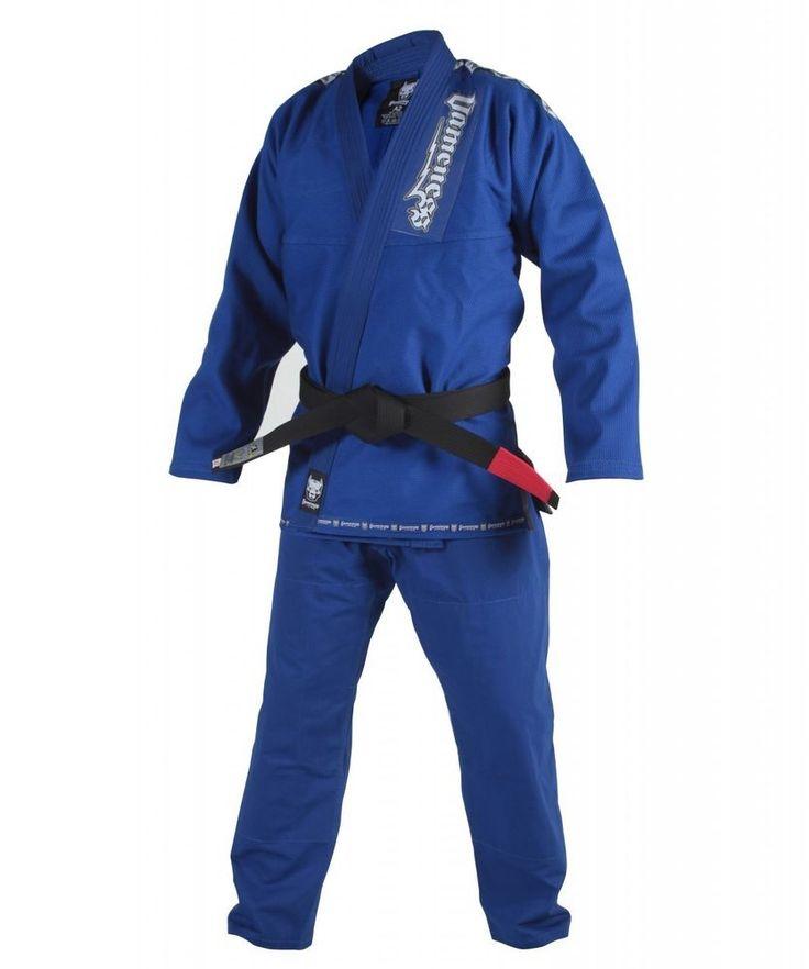 G1146 Gameness Blue Pearl Gi brazilian jiu jitsu bjj mma martial arts judo mma