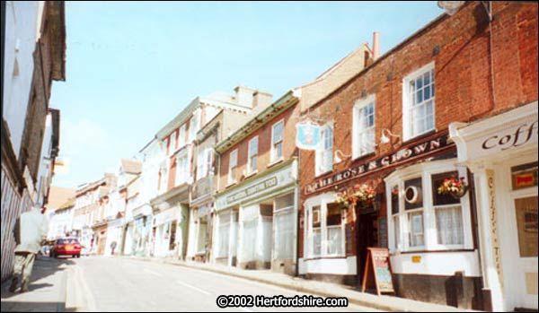 Rose and Crown Pub in Hemel Hempstead