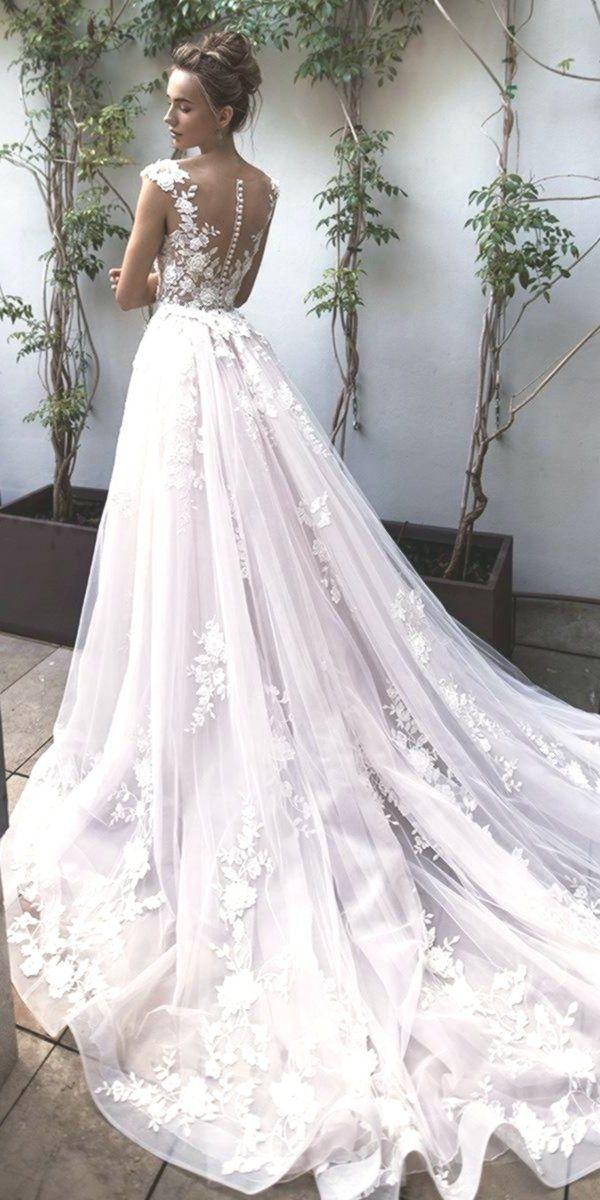 la maggior parte mette su abiti da sposa una linea incorniciata illusione indiet…