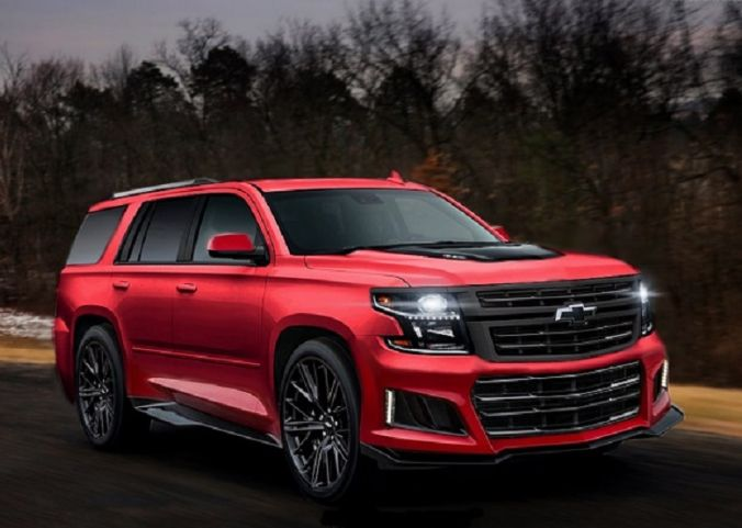 2020 Chevy Tahoe Release Date Redesign Interior Price Check