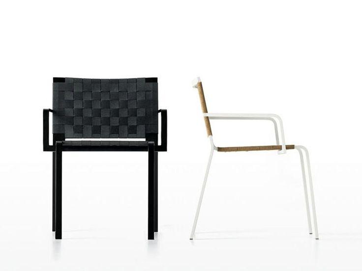 REST Sedia da giardino by Kristalia design Harry