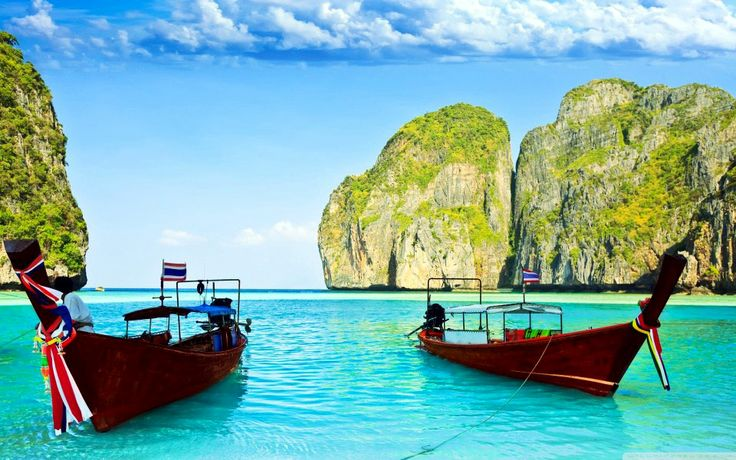 Book a #travel deal to #Thailand and get full day #PhiPhiIsland tour absolutely FREE... Offer till 31st May, Hurry! http://www.hitours.in/tour-details.aspx/thailand-delight