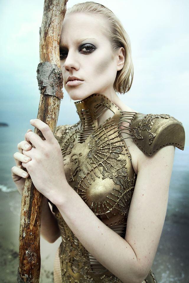 Greek Woman Warrior Designer - Katarzyna K...