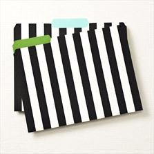 kate spade - whistle while you work file folders