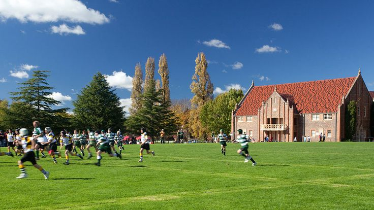 Rugby at The Armidale School