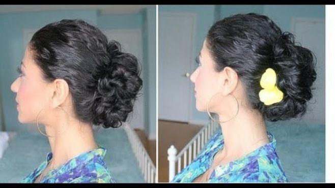 Bukleli Saç Dağınık Topuz Nasıl Yapılır - Düğün, mezuniyet balosu, kutlama vb özel anlarınızda pratik şekilde uygulayabileceğiniz yeni trend saç modelleri, saç örgü modelleri, saç toplama teknikleri, en güncel kısa ve uzun saç modellerini sizler için biraraya getirdik. Güzel görünmek ve mükemmel saçlar için videomuzdan ilham alarak bir kaç deneme ile istediğiniz sonuca ulaşabilirsiniz.