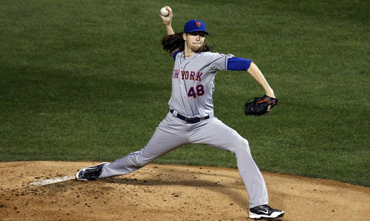 Mets' starter Jacob deGrom to start Thursday after experiencing back stiffness = Adam Rubin of ESPN is reporting that New York Mets' starting pitcher Jacob deGrom will now start Thursday after missing his scheduled start on Monday.  Scratched from the Mets' game against the Detroit Tigers due.....