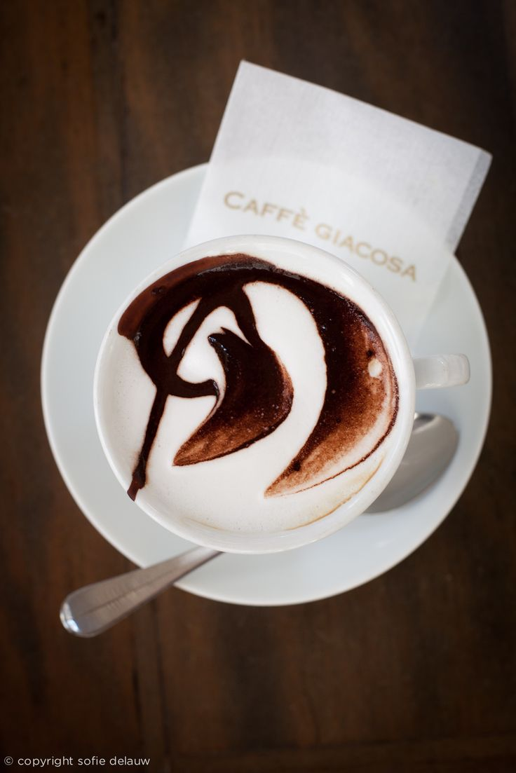 Caffe Giacosa by Roberto Cavalli in Florence, Italy