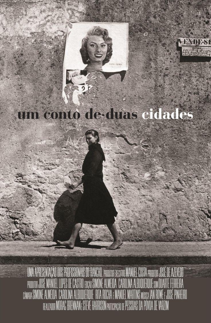Maria do Alívio tinha 16 anos quando foi apanhada pela lente de Agnès Varda a passar sob uma imagem de Sophia Loren. Um casal britânico quis saber a sua história e acabou a realizar um filme sobre a dicotomia entre pescadores e turistas. Estreia esta quarta-feira.