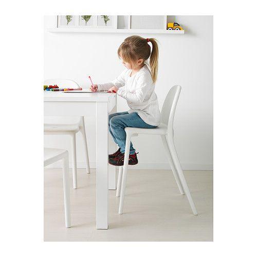 URBAN Sedia alta IKEA Permette al tuo bambino di stare a tavola alla giusta altezza. Facile da pulire.