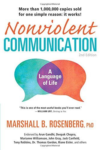 Nonviolent communication : a language of life | 164.46 ROS on line