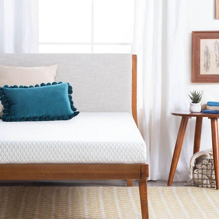 Linenspa 5 Inch Gel Memory Foam Mattress | Cheap mattress ...