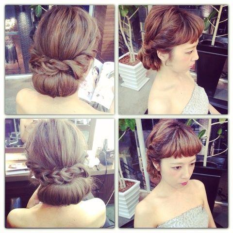 ウエディングヘア♡の画像 | My Style