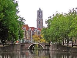 Utrecht. Netherlands. Land of my people. (well, some of them)