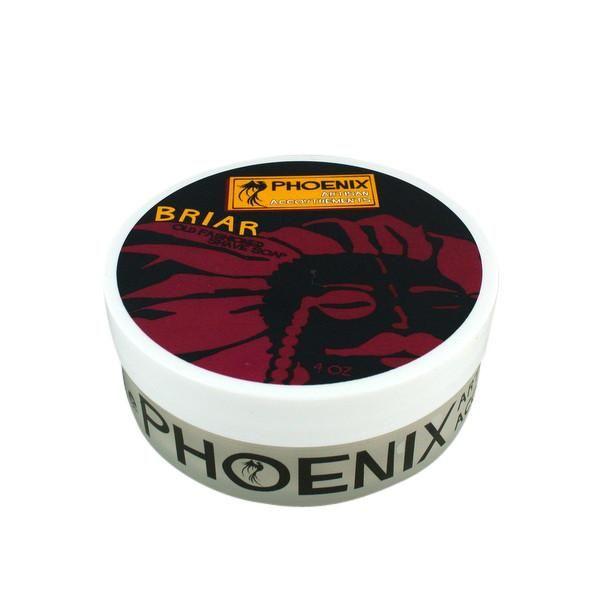 Phoenix Artisan Accoutrements Briar Shaving Soap-Phoenix Artisan Accoutrements-ItalianBarber
