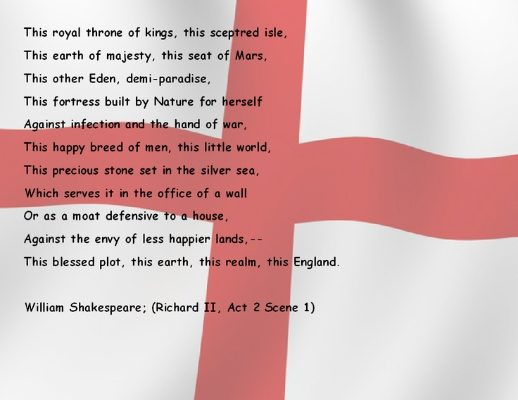 Happy St. George's Day!