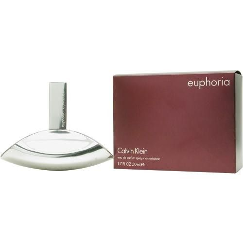 Euphoria By Calvin Klein Eau De Parfum Spray 1.7 Oz