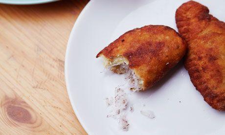Sweet potato cakes from Mauritius