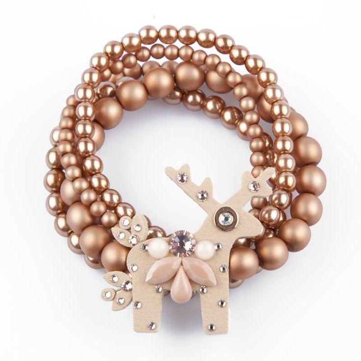 Jelení šperky - NUDE kolekce - Esence