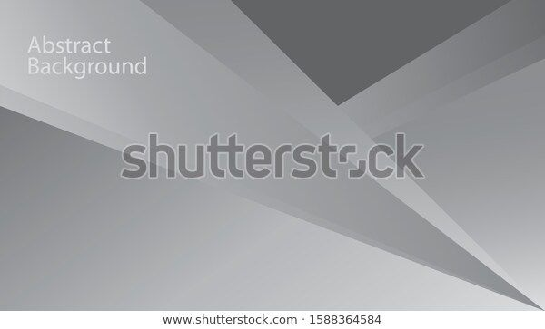 Find Abstract Geometric White Gray Color Background Stock Images