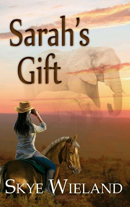 Sarah's Gift - My debut novel.