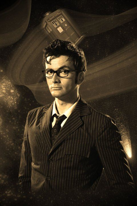 David Tennant in Doctor Who (2005)