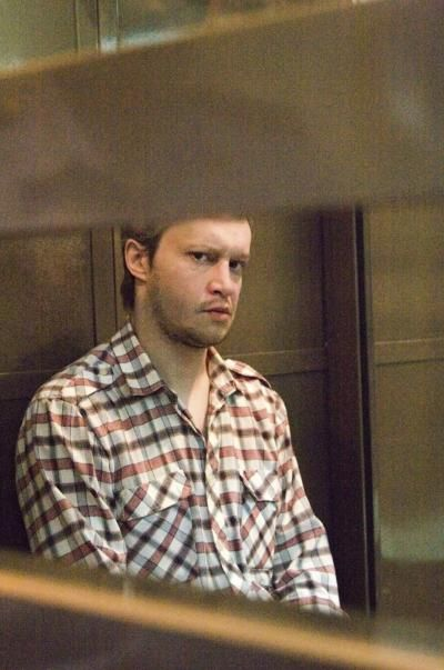 "Alexander Pichushkin — who killed 61 people in Moscow between 1992 and 2006 — couldn't live without murder: 'It's like first love. It's unforgettable' Pichushkin, known as Moscow's ""Bittsevsky Maniac"" and ""Chessboard Killer"" sits in the bullet-proof defendents' cage in 2007, on the day of his sentencing. He will spend the rest of his life in prison, and the first 15 years of his sentnece will be in solitary confinement."