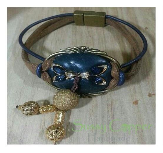 Disponible Pulsera. Derechos de imagen y creacion de piezas de Sussy Copper. sussycopper@gmail.com
