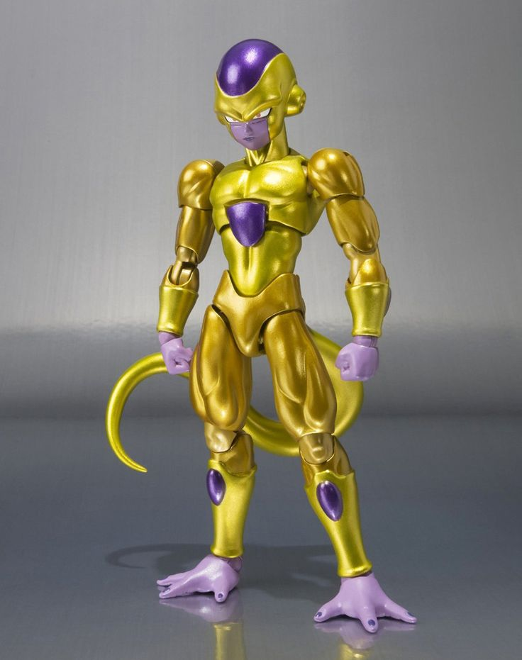 <b>Dragon Ball Z</b> Resurrection 'F' <b>S.H. Figuarts</b> GOLDEN FREEZER ...