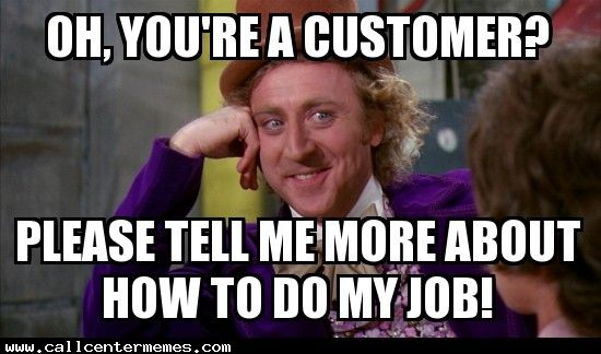 Yes Please Funny Meme : Yes please tell me how to do my job work humor