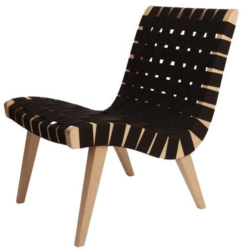 Replica Jens Risom Lounge Chair (Beech, Maple) by Jens Risom - Matt Blatt