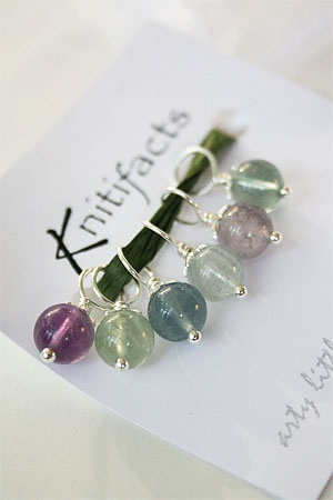 I want to come up with my own style of stitch markers. I've tried two different styles available at my craft & I don't like either style. So I'll get the supplies & make my own!